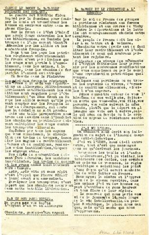 Journal La Tribune des cheminots