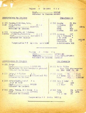Organisation militaire de Libération dans la zone nord, 1944 (page 3)