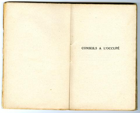 Conseils à l'Occupé - page 7