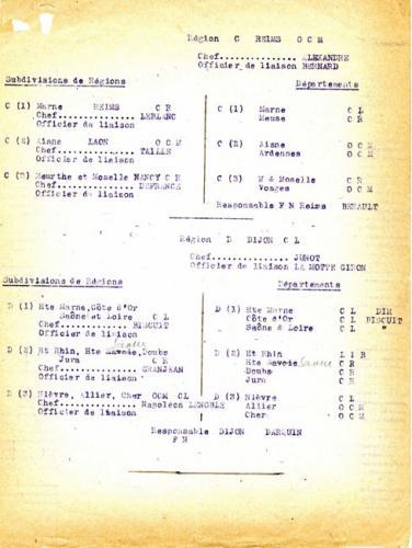 Organisation militaire de Libération dans la zone nord, 1944 (page 2)