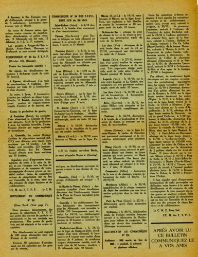 Journal La France en armes évoquant la libération de la Corse en septembre 1943 (page 4)