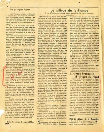 Libération, n°161 du 4 janvier 1944 (page 4)