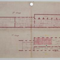 Plan de la gare Montparnasse subtilisé par les agents de la SNCF