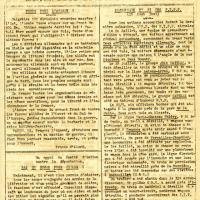 Journal France d'abord n°30 du 20 août 1943 (recto)
