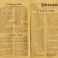 Libération, n°159, édition zone nord du 14 décembre 1943 (pages 1-4)