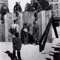 Entraînement de soldats allemands - 1944